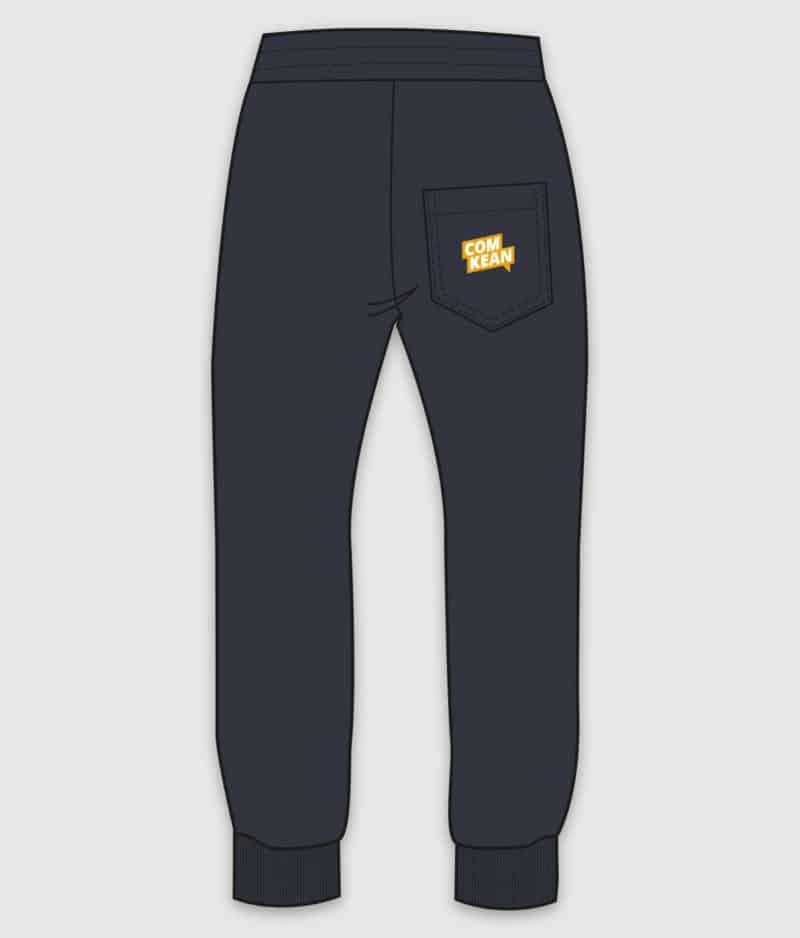 comkean-progamer-sweatpants-navy-back
