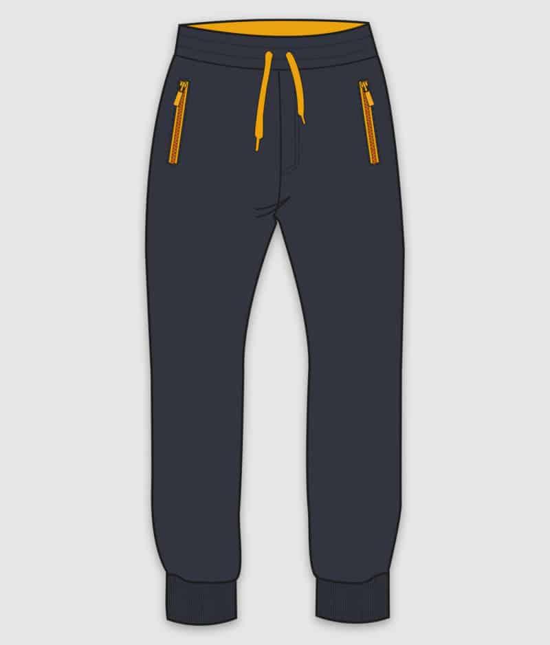 comkean-progamer-sweatpants-navy-front
