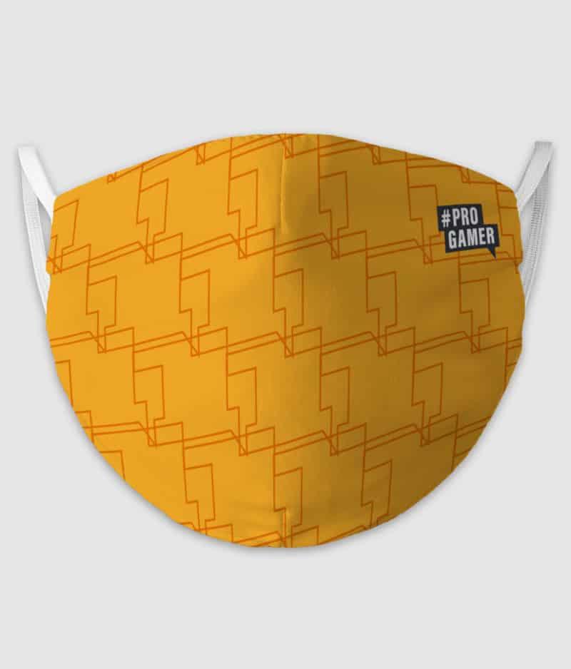 comkean-facemask-progamer-yellow