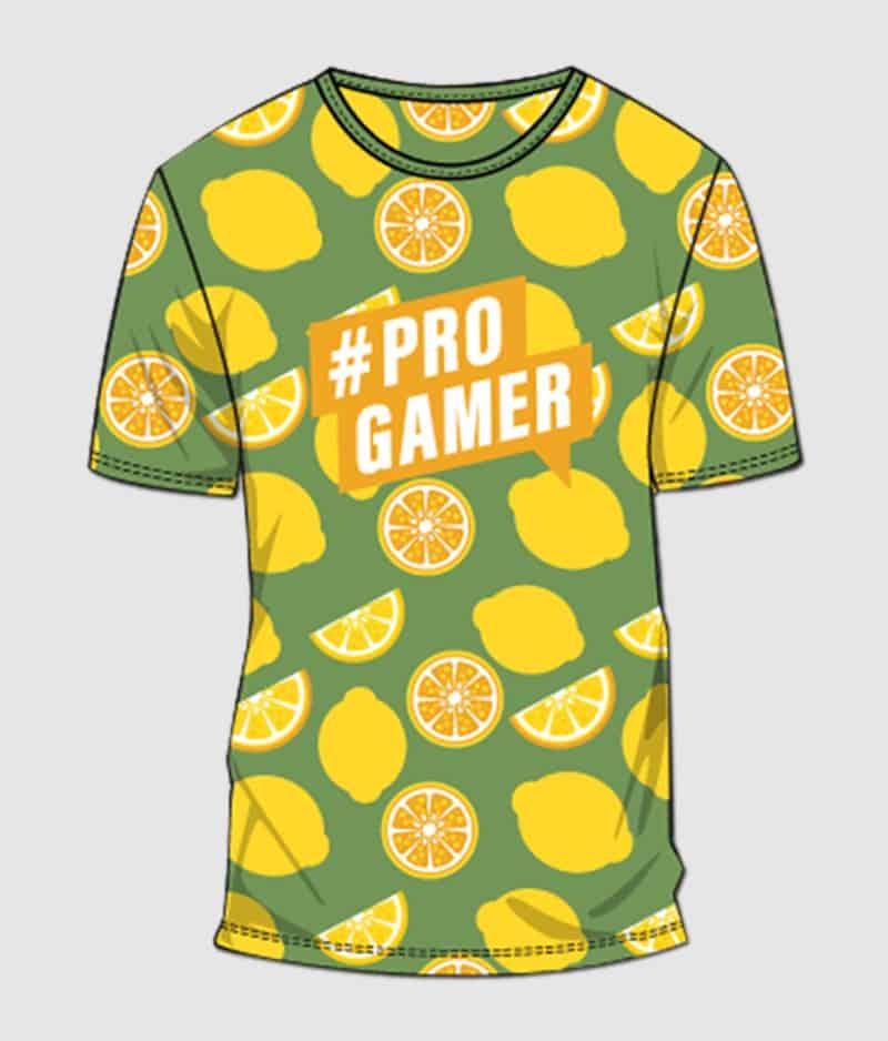 progamer-sommer-tshirt