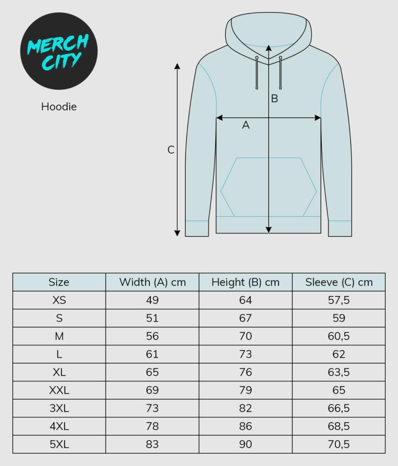 sizeguide-justhoods-hoodie