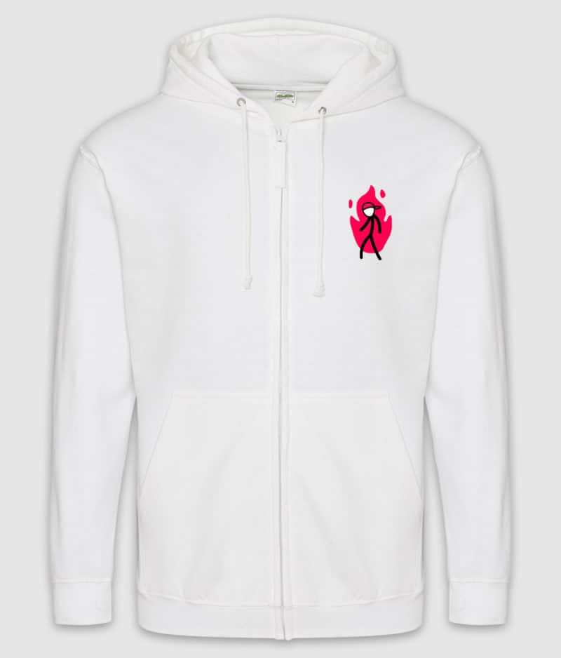 kakio-hoodie-zip-bloodmoon-arctic white-1-2-mockup