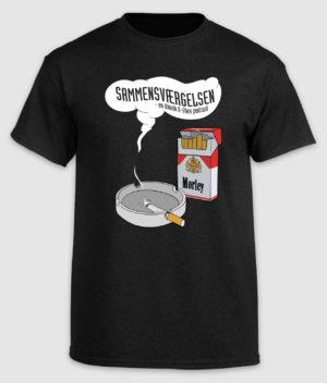 Sammensværgelsen - Cigaret - T-shirt