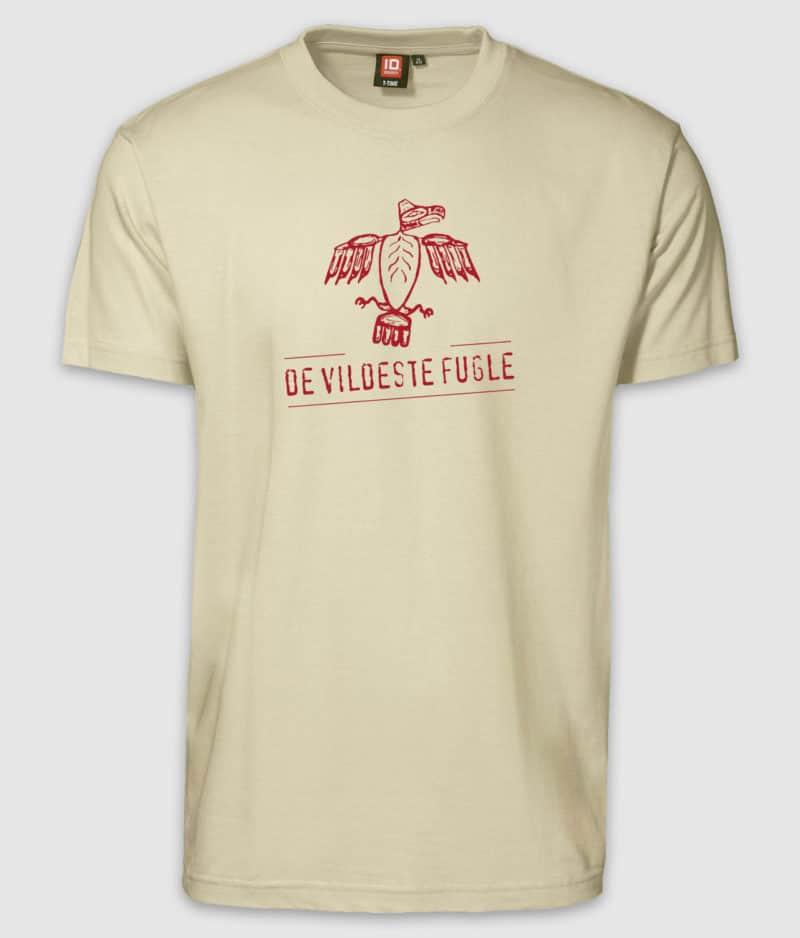 michael falch-de vildeste fugle-tshirt-kit-front