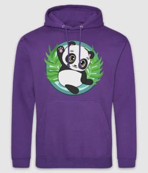 beduna-hoodie-hyggefis-purple-front