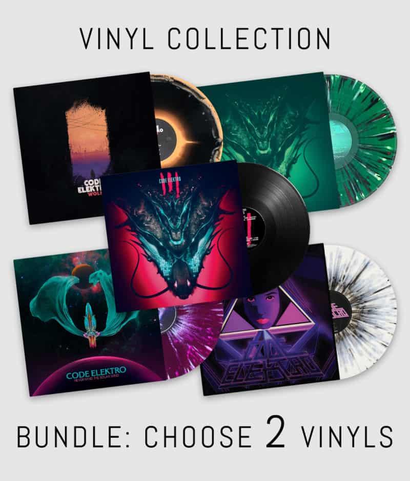 code elektro-vinyl collection-bundle-choose 2