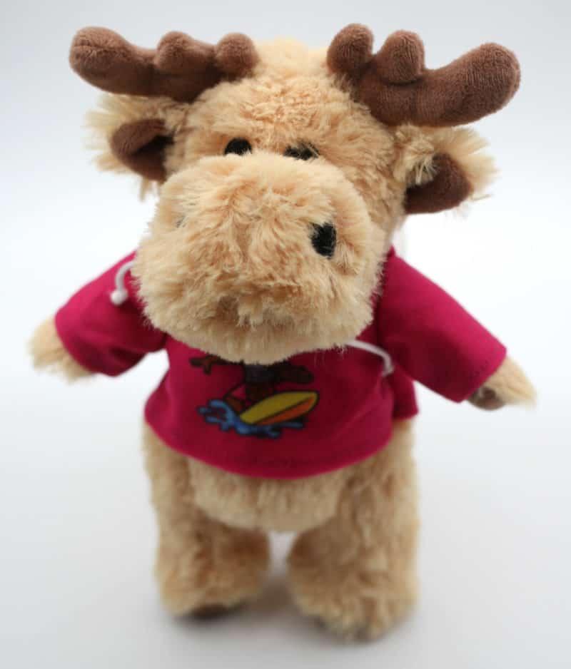 dme-surferelg-elg bamse-front-standing