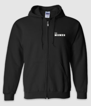 THE MUMES - Hoodie with Zipper