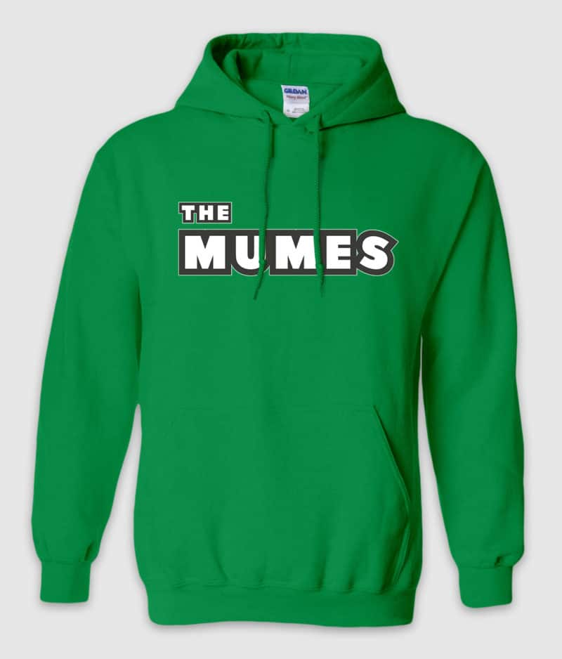 THE MUMES - Hoodie - Green