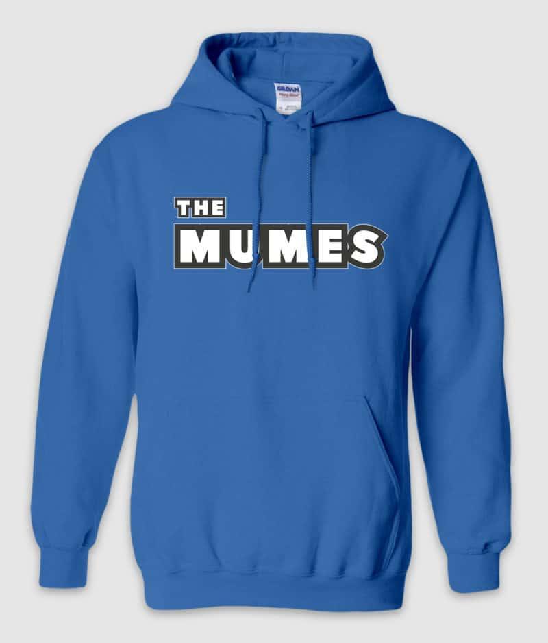 THE MUMES - Hoodie - Blue