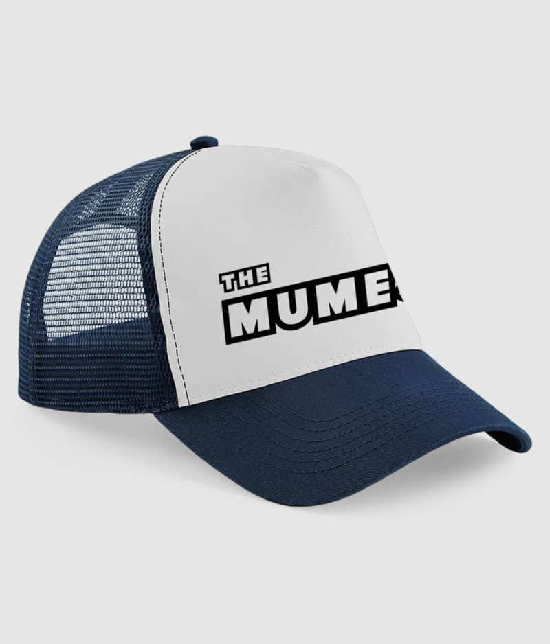 THE MUMES - Truckercap - Navy Blue