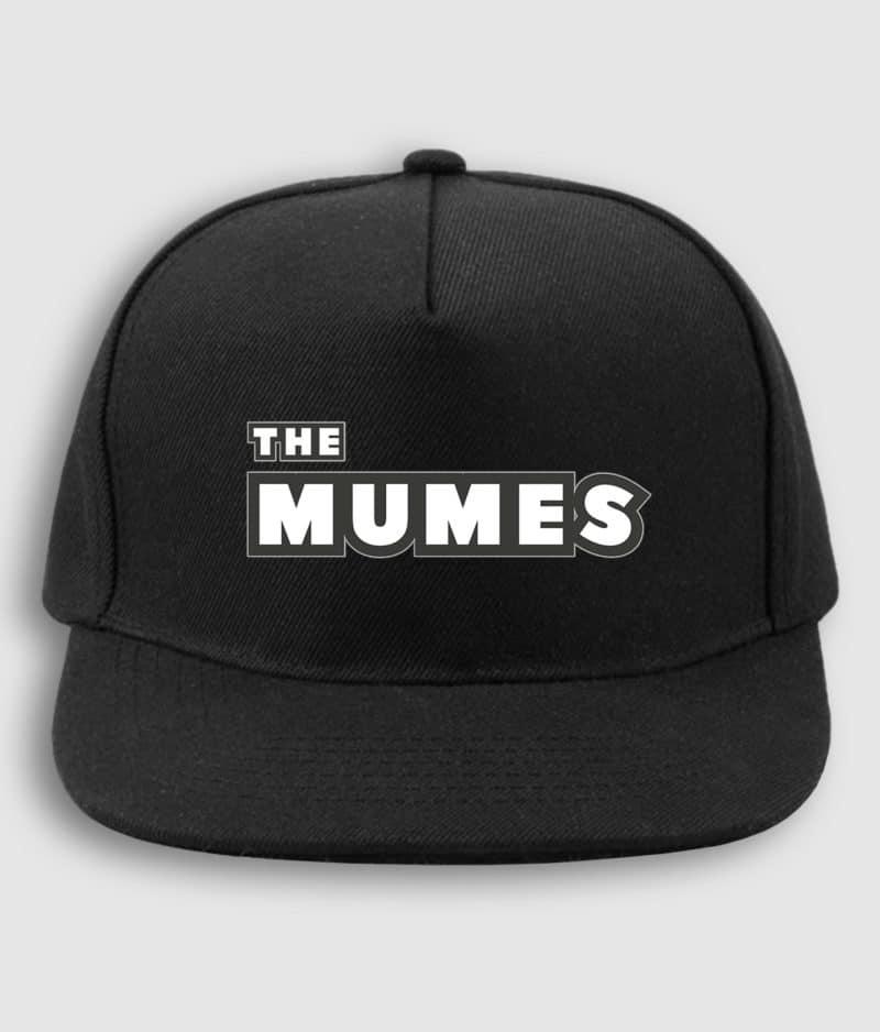 THE MUMES - Truckercap - Black