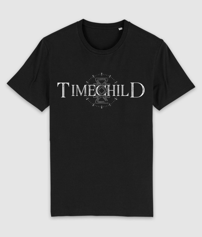 timechild-tshirt-logo-black-front