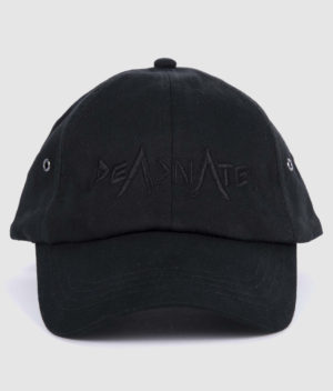 Deadnate cap black