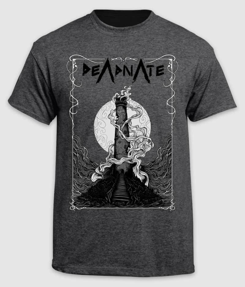 Deadnate Tshirt Lighthouse