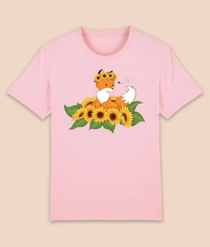 trendniq-tshirt-chilinoed-cotton pink-front