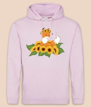 trendniq-hoodie-chilinoed-baby pink-front
