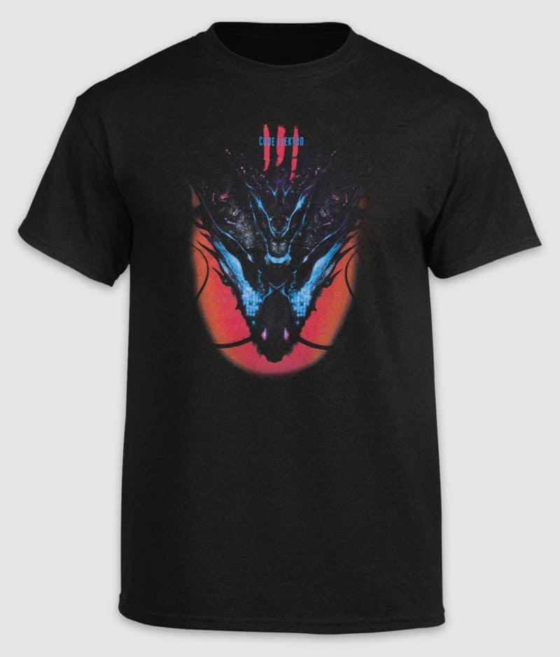 code elektro-triads-tshirt-black-front