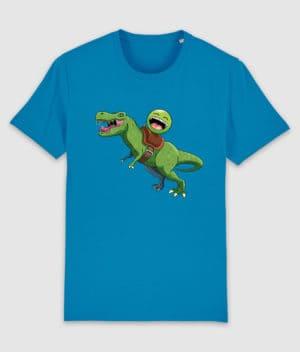 mester utrolig-tshirt-d2-azur-front