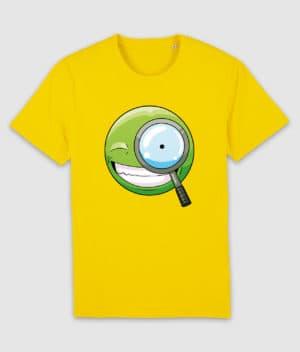 mester utrolig-tshirt-d1-golden yellow-front