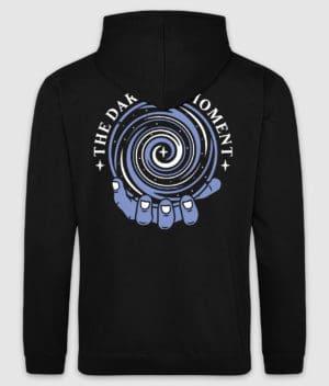 tdm-hoodie-blindsight-jet black-blue print-back