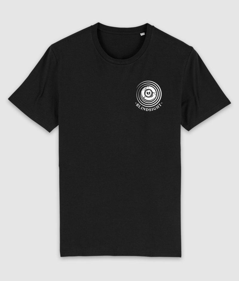 tdm-tshirt-blindsight-black-white print-front