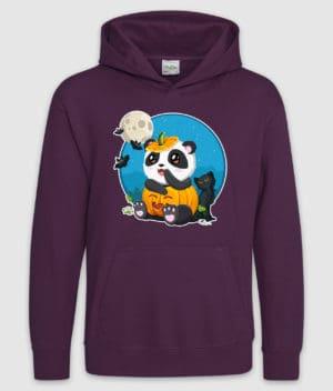 beduna-hyggefis-halloween-hoodie-kids-plum-mockup
