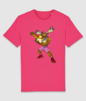 dme-thanos elg-tshirt-pink punch-front