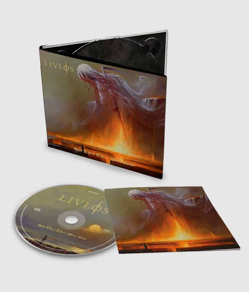 livloes-and then there were none-digipack-displayed