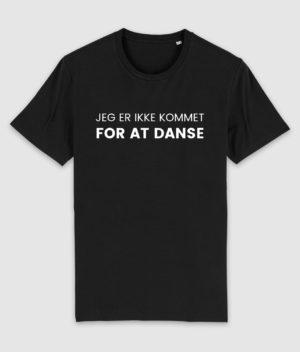 ninna andreasen-tshirt-danse-black-front