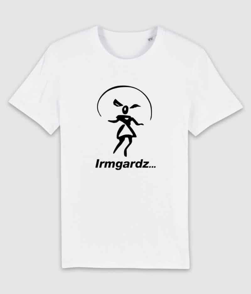 irmgardz-logo-tshirt-white-front