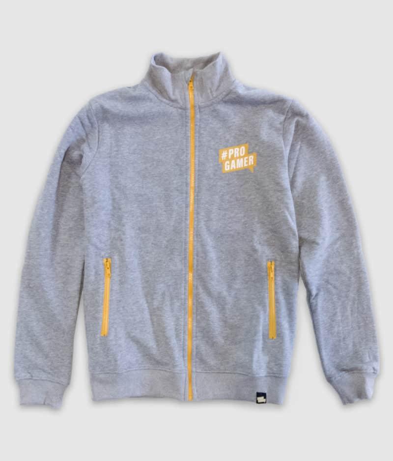 comkean-progamer-zip sweater-front