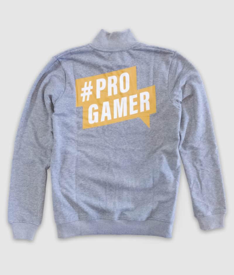 comkean-progamer-zip sweater-back