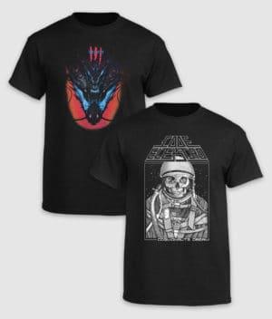 code elektro-bundle-cosmonauts dream-tshirt-triads