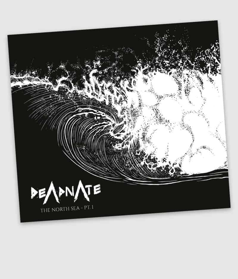 deadnate-cd-digipack-the north sea pt1-front